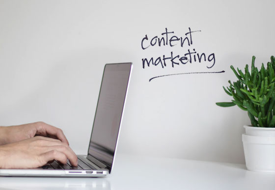 content-marketing Zinkup marketing services