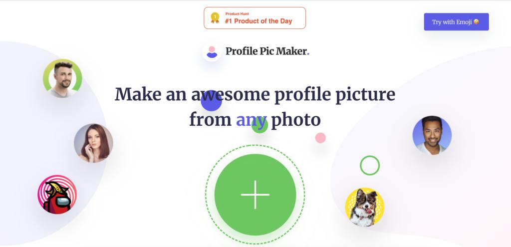 profile-pic-maker-1024x495 4 herramientas gratuitas imprescindibles para que tu organización triunfe en redes sociales